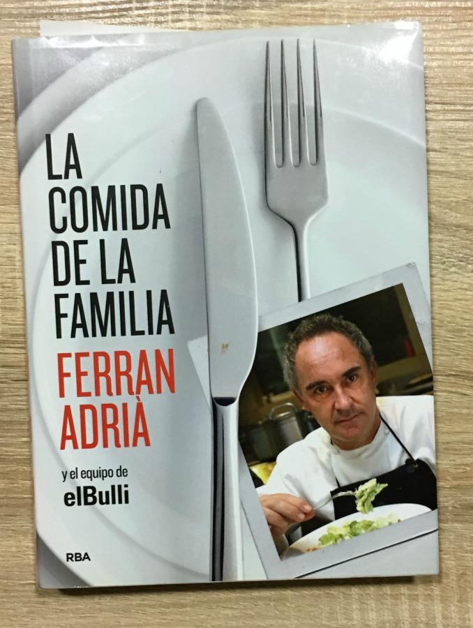 La comida de la familia ferr n adri blog de la casa de for Ferran adria comida
