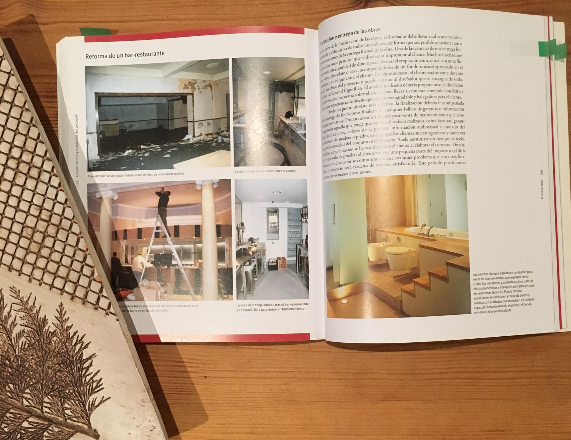 dise o de interiores gu a til la casa de mar orden y On libro diseño interiores