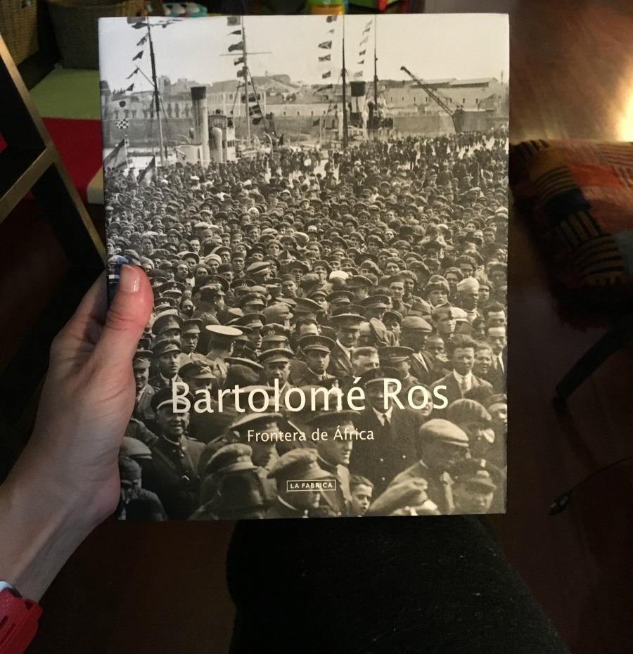 BARTOLOME-ros, mar vidal, persistencia o cambio, libro de la semana, libros, lectura, fotografía