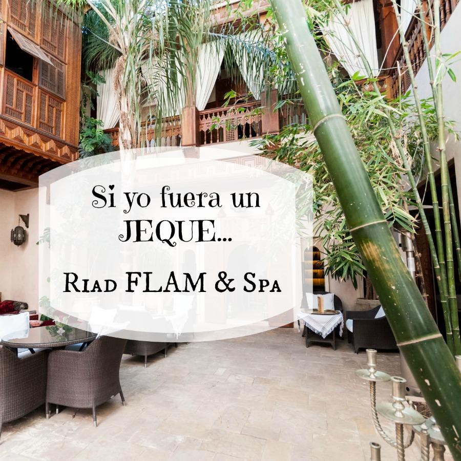 si-yo-fuera-un-jeque-riad-flam-&-spa, persistencia o cambio, mar vidal, marrakech, marruecos, morroco, viajes, africa, hoteles, decoracion, interiorismo