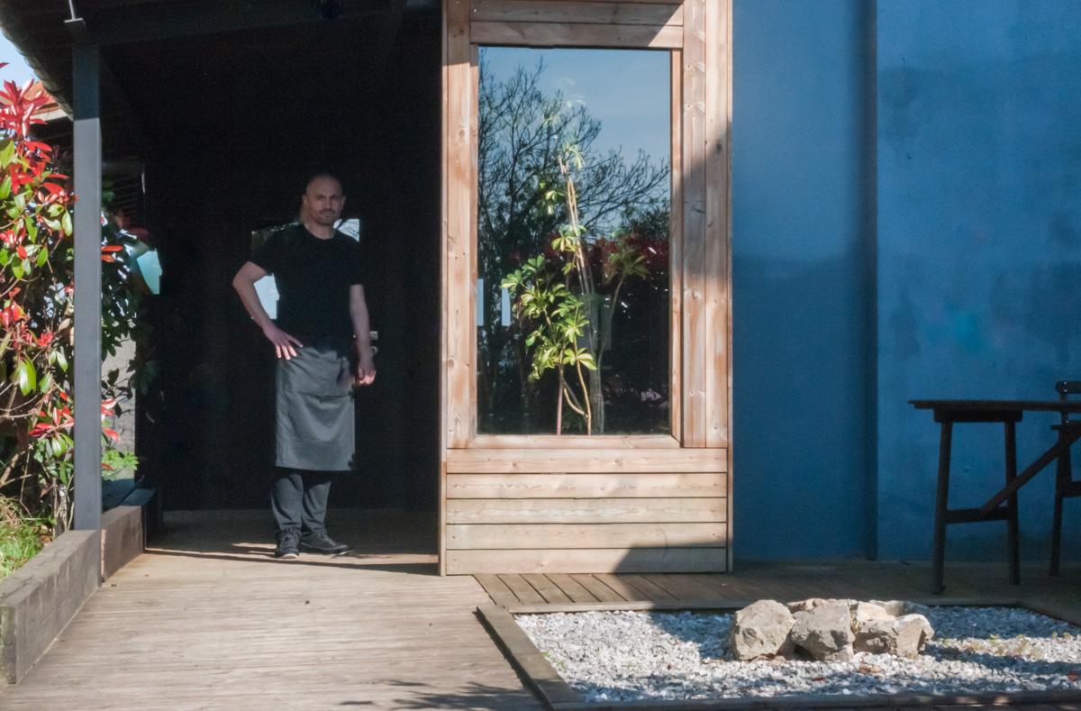 amada-carlota, persistencia o cambio, mar vidal, lacasademar, la casa de mar, interiores, Deco, cocina, restaurantes, japonés, cocina japonesa, Asturias