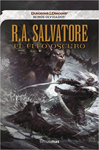 el-elfo-oscuro-relatos-r-a-salvatore, relatos, cuentos, cuentos cortos, literatura, lectura, mar vidal, mi libro de la semana, persistencia o cambio, la casa de mar