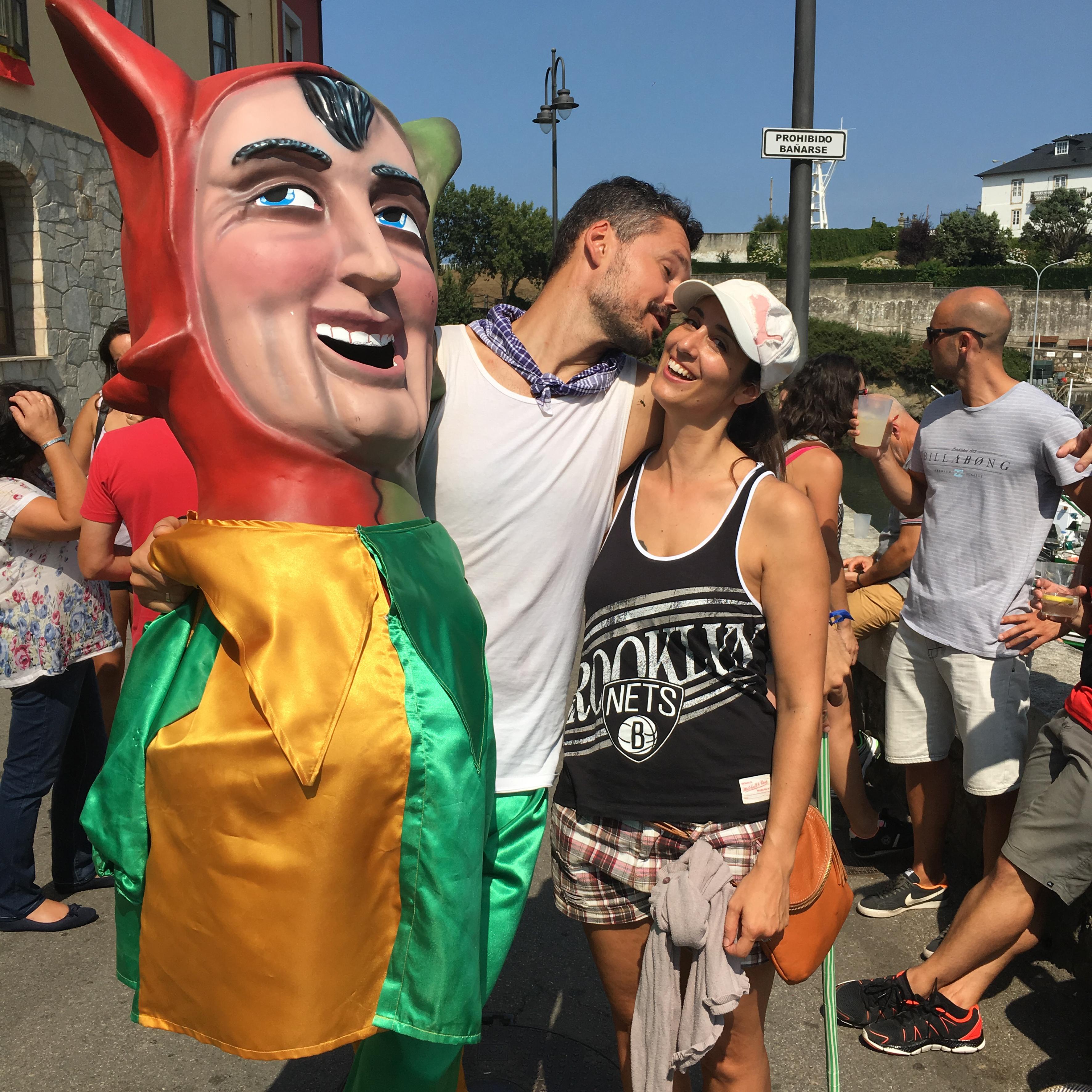 telayas, puerto de vega, fiestas, pueblo, la casa de mar, mar Vidal, babylucia