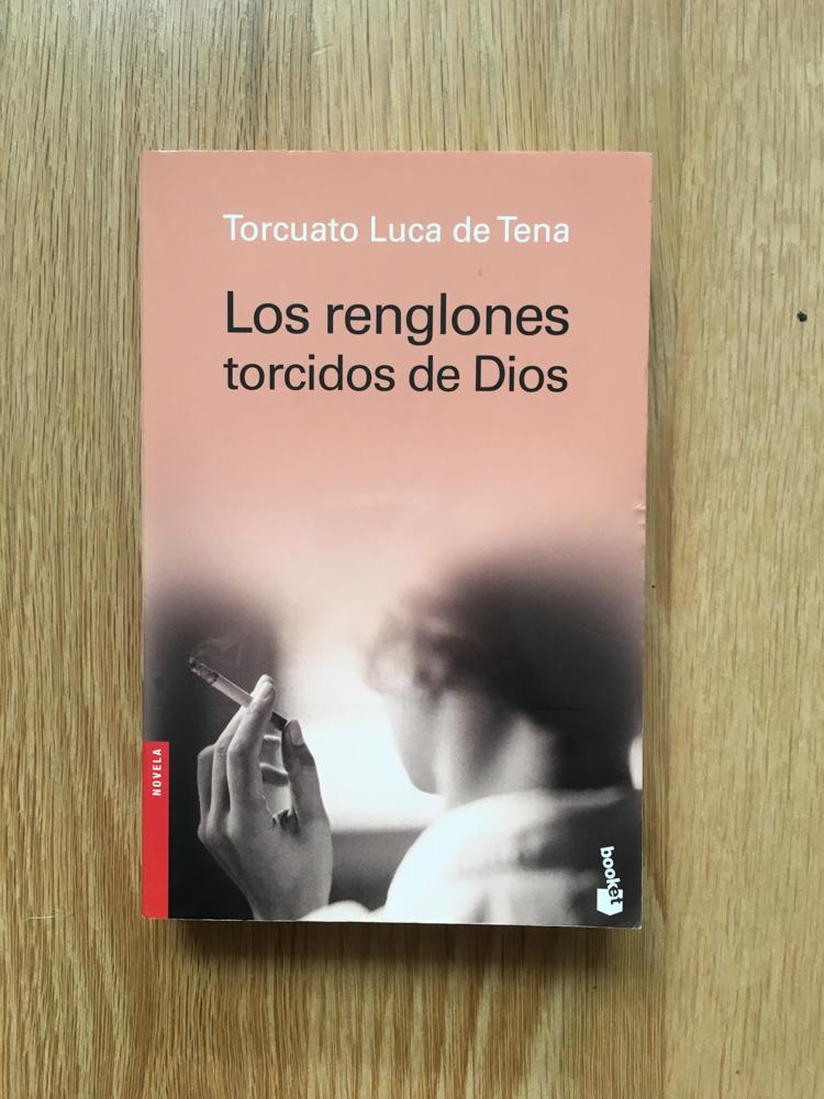 LOS-RENGLONES-TORCIDOS-DE-DIOS-TORCUATO-LUCA-DE-TENA, RELATOS, MI LIBRO DE LA SEMANA, MAR VIDAL, MAR-VIDAL, LA CASA DE MAR, INTERIORISMO, ORDEN, ORGANIZACION, LECTURA, LITERATURA, NARRATIVA