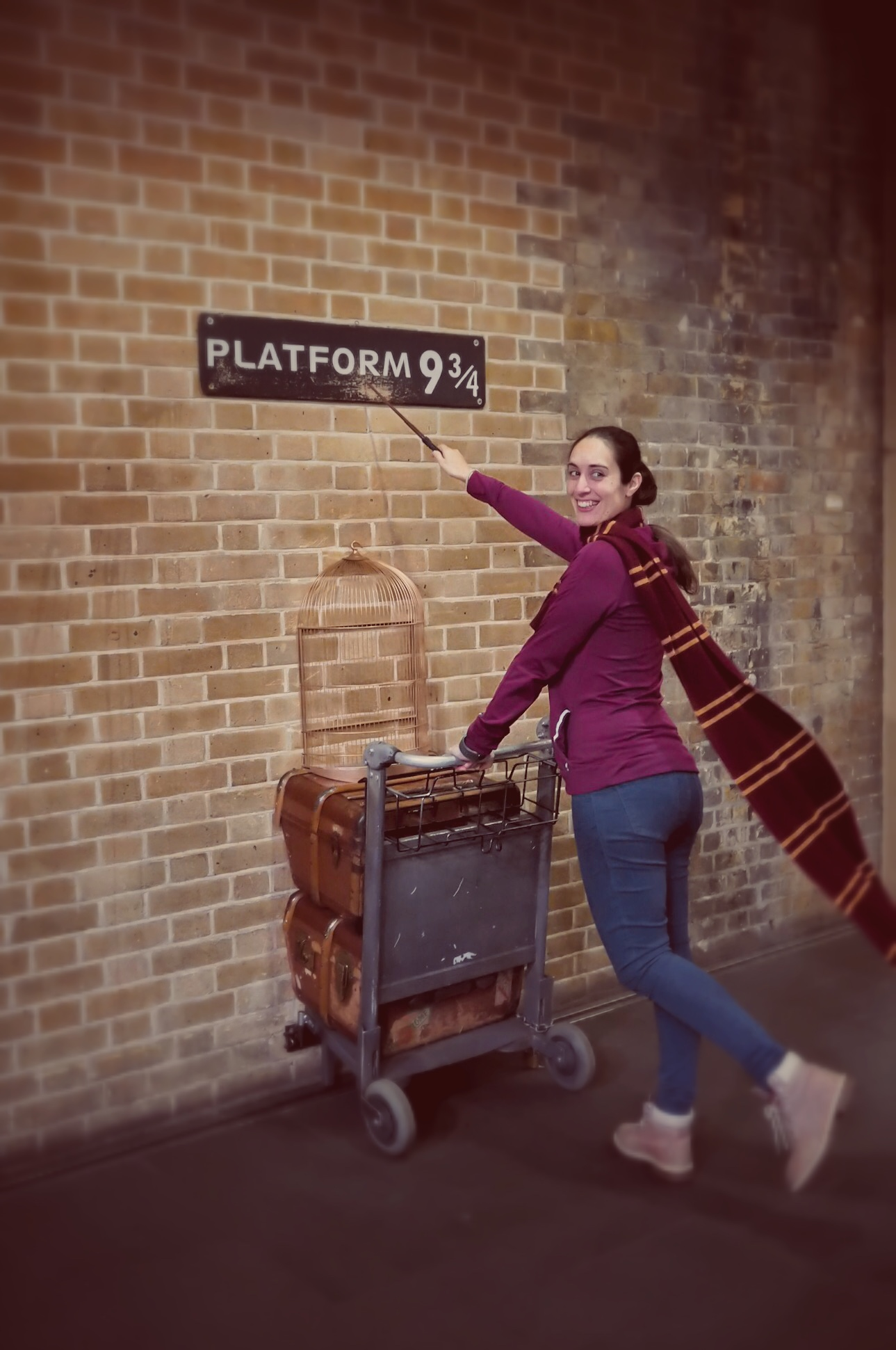Londres-by-mar, harry-potter