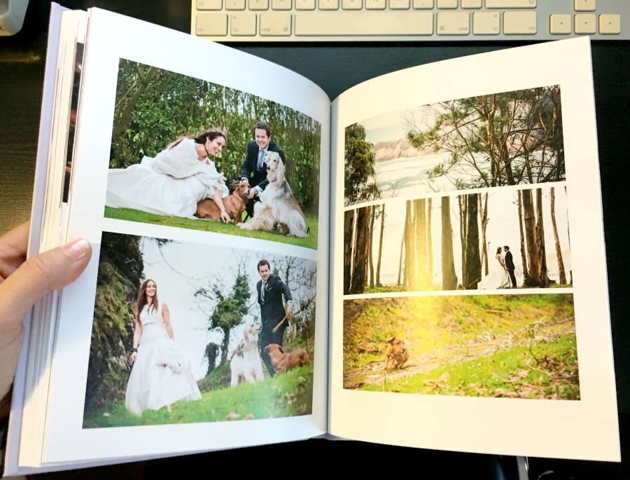 album, boda, persistencia o cambio, mar vidal, wedding, blurb, DIY, handmade