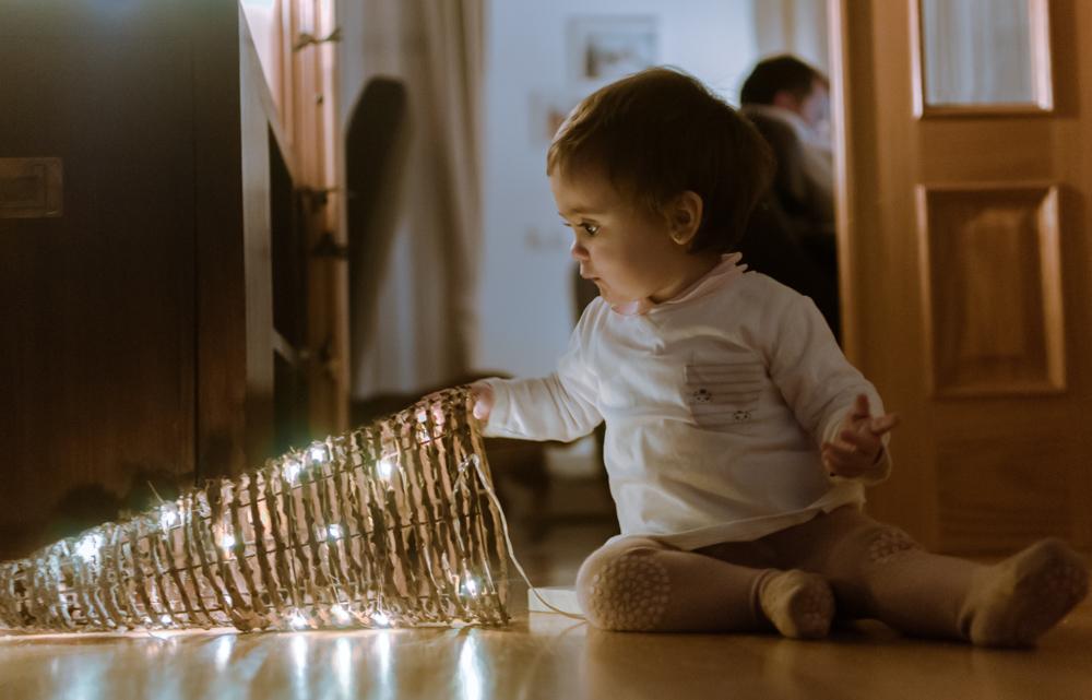 persistencia o cambio, con mirada de madre, navidad, mar vidal, luces de navidad, xmas, babylucia