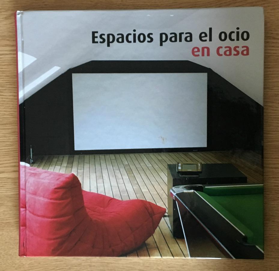 espacios para el ocio, casa, vivienda, decoración, ocio, tiempo libre