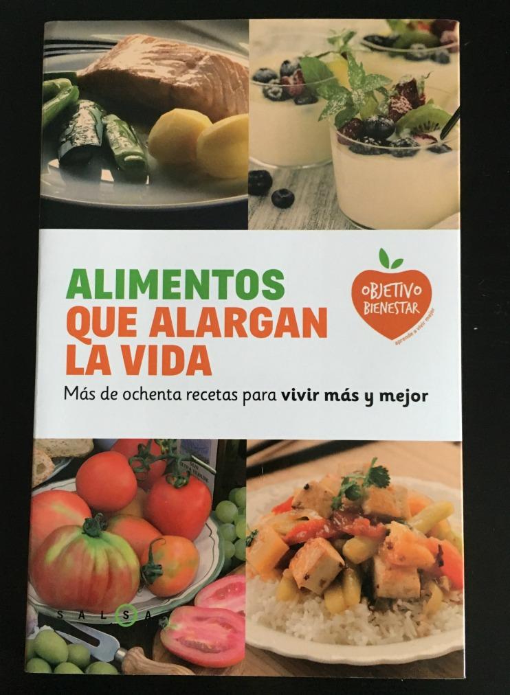 alimentos que alargan la vida, mar vidal, persistencia o cambio, editorial salsa, libros, cocina, recetas, alimentación