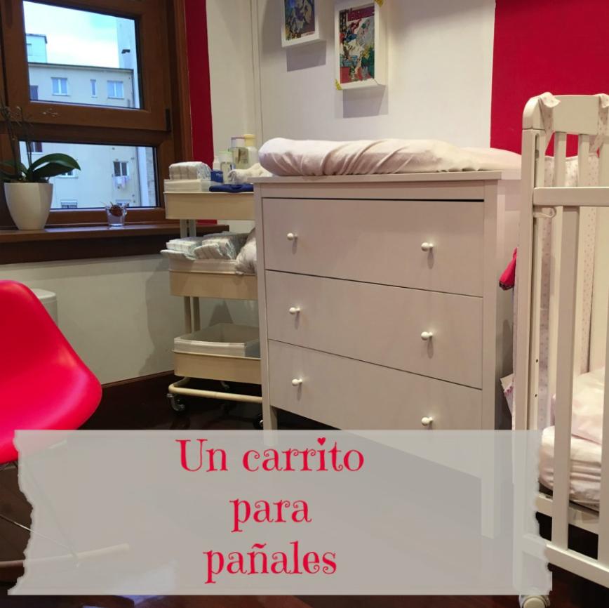 un-carrito-de-pañales, mar vidal, persistencia o cambio, pañales, orden, organización, maternidad, niños, decoración