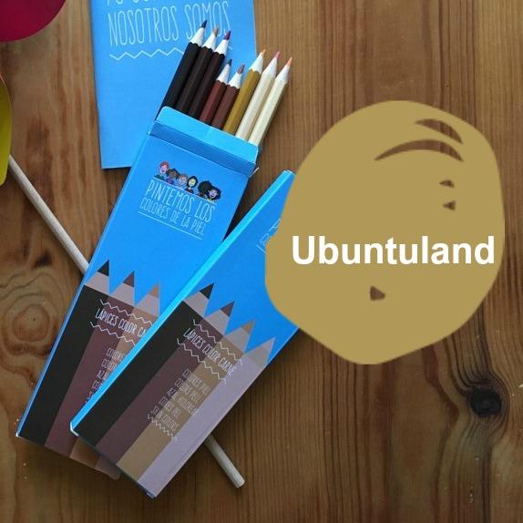 ubuntuland, persistencia o cambio, mar vidal, lapices de colores, lluviaalpasear, micolorcarnefavorito