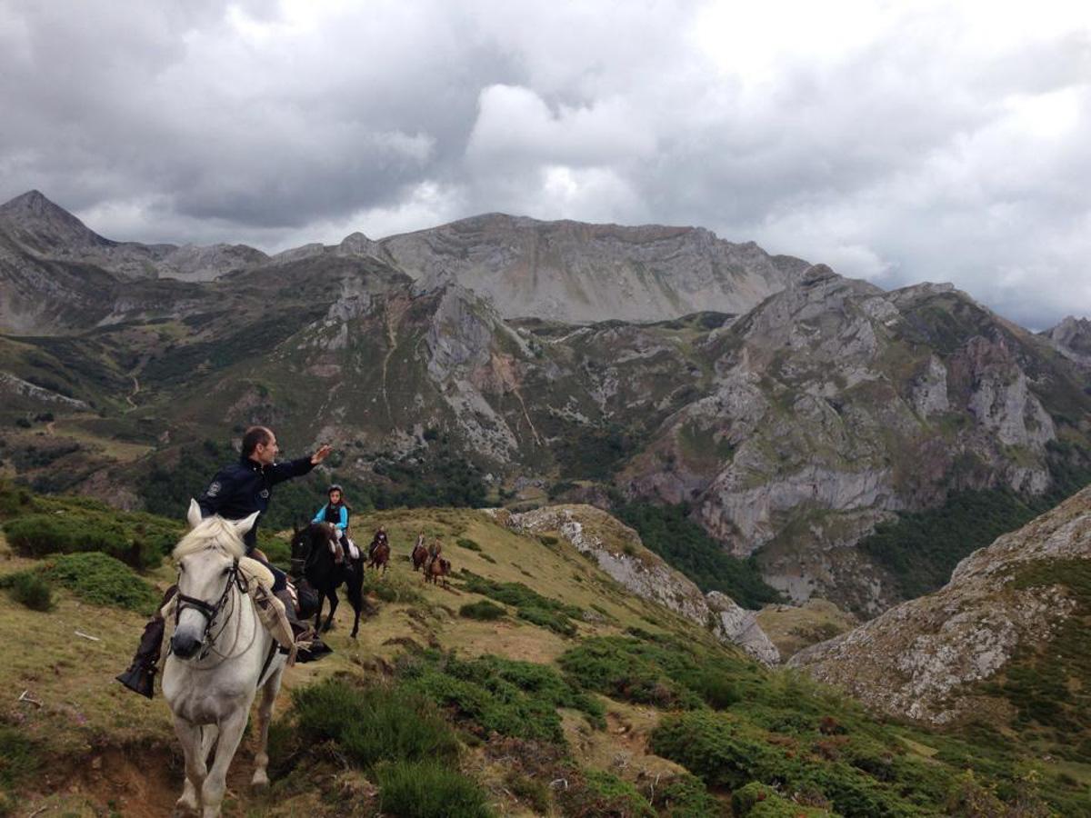 perderse-en-somiedo-valle-de-lago, persistencia o cambio, mar vidal, Mavi vidal, Asturias, escapadas, somiedo, caballos, deporte
