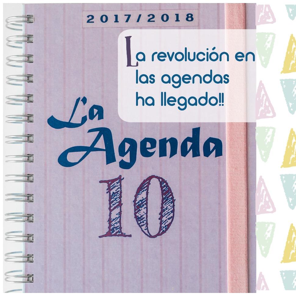 la-revolucion-en-agendas-ha-llegado-la-agenda-10-by-la-casa-de-mar, agenda, BULLETJOURNAL, JOURNAL, LA AGENDA 10, LA CASA DE MAR, MARVIDAL