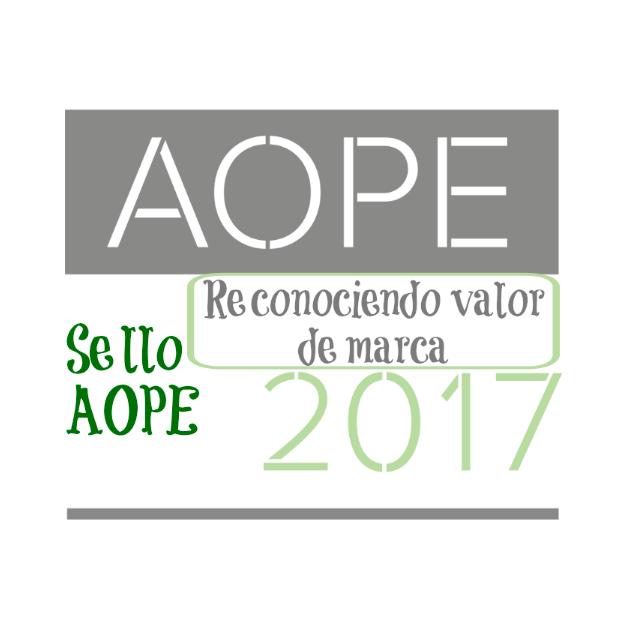 SELLO-AOPE-RECONOCIENDO-VALOR-DE-MARCA, MAR VIDAL, LA CASA DE MAR, INTERIORISMO, ORDEN Y ORGANIZACION, ORDEN, ORGANIZADORES-PROFESIONALES