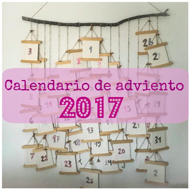 CALENDARIO-DE-ADVIENTO-2017, CALENDARIO DE ADVIENTO, MAR VIDAL, LA CASA DE MAR, INTERIORISMO, ORDEN, ORGANIZACION, DIY, CALENDARIO, NAVIDAD