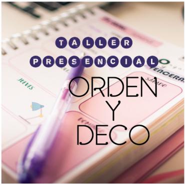 TALLER-PRESENCIAL-ORDEN-Y-DECO, LA CASA DE MAR ORDEN Y DECO, MAR VIDAL.